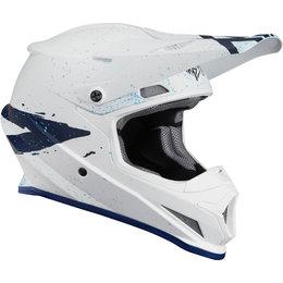 Thor Sector Hype Helmet White
