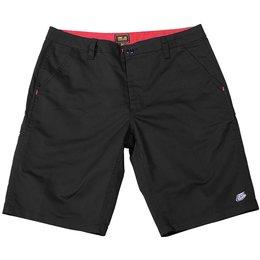 Troy Lee Designs Mens LCQ Polyester Blend Shorts Black