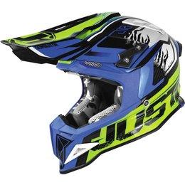 Just1 J12 J-12 Dominator MX Helmet Yellow