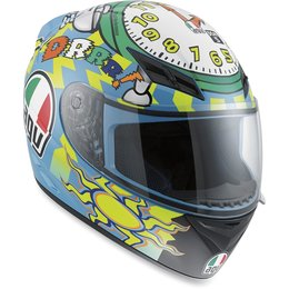 Wake Up Agv Mens K3 Full Face Helmet 2013