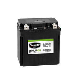 Bikemaster Lithium Ion Battery 12V DLFP-30L-BS Replaces Yuasa YIX30L YIX30L-BS