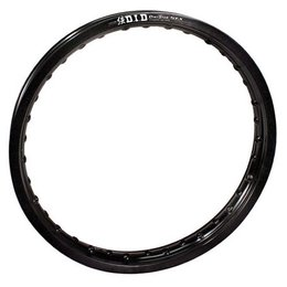 DID Dirt Star Rim Front 1.60 X 21 Blk For Hon CR CRF 125R 250R 450R 500R 02-11