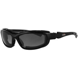 Black Bobster Road Hog Ii Convertible Sunglasses Goggles