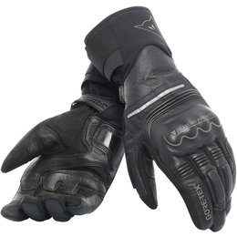 Dainese Mens Universe Gore-Tex Gore Grip Leather Gloves Black