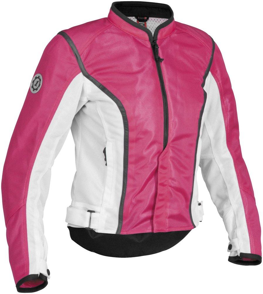 Womens motorcycle riding jacket