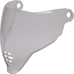 Icon Airflite Helmet Shield Grey