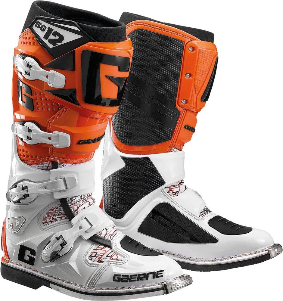 529 95 Gaerne Mens Sg 12 Sg12 Motocross Boots 260187