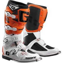 Gaerne Mens SG-12 SG12 Motocross Boots White