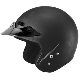 Cyber U-6 Open Face Helmet Black