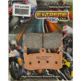 EBC Extreme Preformance Sintered Front Brake Pad For Triumph EPFA491HH Unpainted