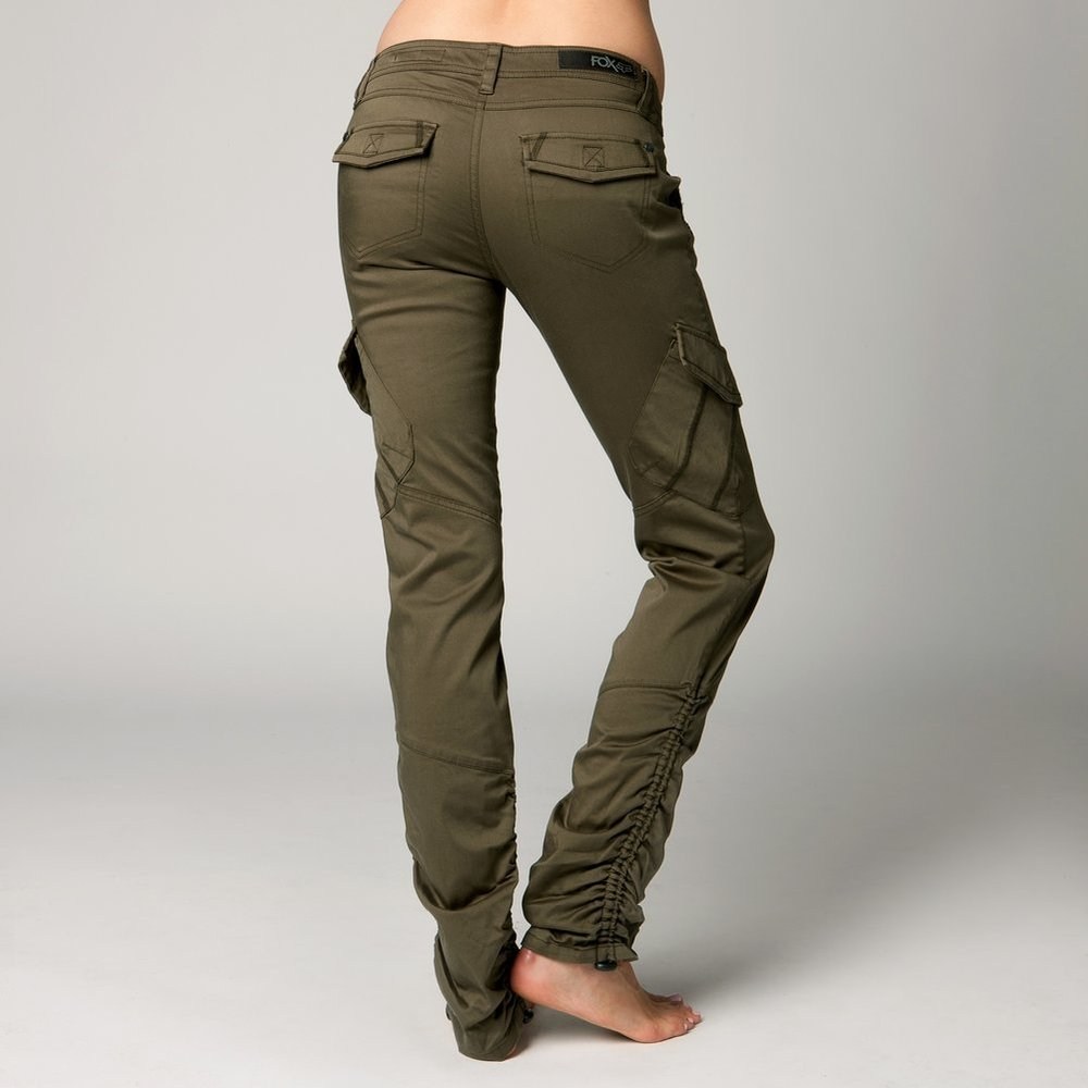 Brilliant Cool Women Outdoor Military Army Pants Cargo Leisure Trousers Girl