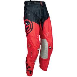 Moose Racing Mens Sahara MX Motorcross Pants Red