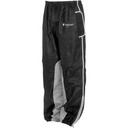 Frogg Toggs Mens Road Toad Rain Pants Black
