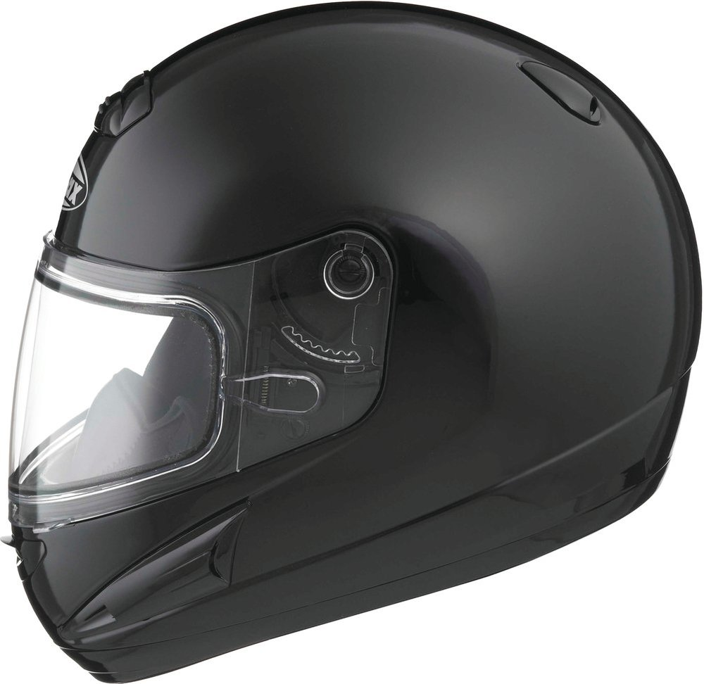 4566613b GMAX GM38S Full Face Snowmobile Helmet with Flip-Up Dual Pane Shield