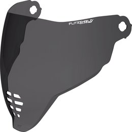 Icon Airflite Helmet Shield Grey