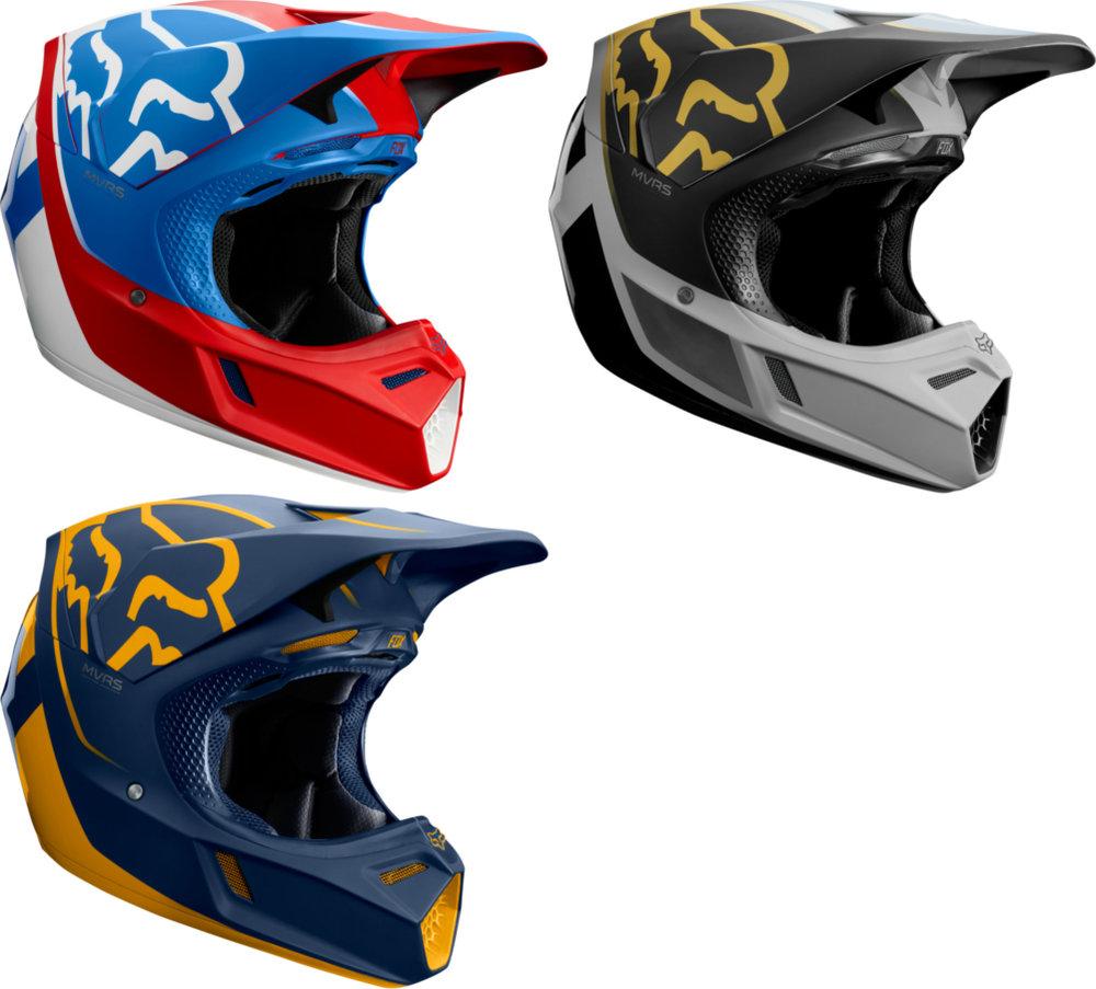 Kila Blue//Red Small//Medium Fox Racing 2019 V3 Helmet Visor