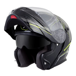 Scorpion EXO-GT920 EXOGT 920 Satellite Modular Helmet Green