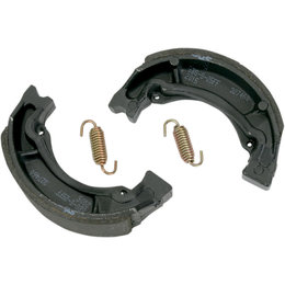 SBS All Weather Brake Shoes With Springs Single Set Only Kawasaki Suzuki 2015 Unpainted
