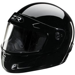 Z1R Youth Strike Snowmobile Helmet Black
