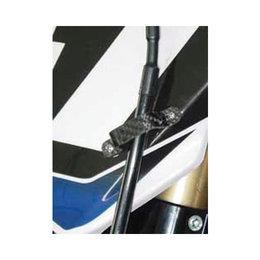Lightspeed Carbon Brake Line Guide Front Plate Carbon Fiber Universal