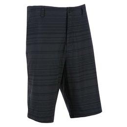 Fly Racing Mens Hybrid Shorts Black