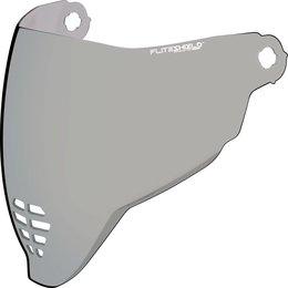 Icon Airflite Helmet Shield Silver