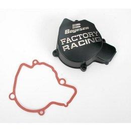Boyesen Factory Ignition Cover Black For Honda CR250 02-07