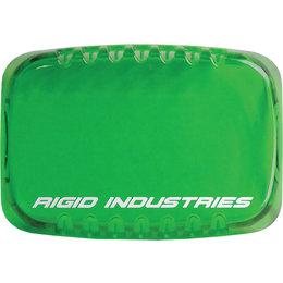 Rigid SR-M ATV Polycarbonate Plastic Light Cover Green 30197 Green