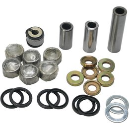 All Balls Swing Arm Linkage Bearing And Seal Kit 27-1003 For Honda CR125R CR250R Unpainted