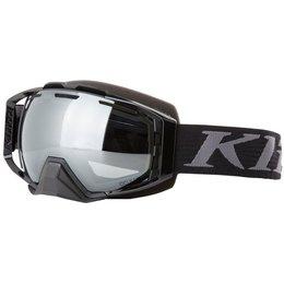 Klim Oculus Anti-Fog Snowmobile Goggles Black