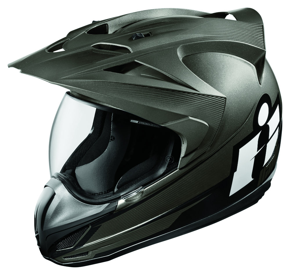 Motorcycle Helmets For Sale >> $375.00 Icon Variant Double Stack Dual Sport Helmet With ...