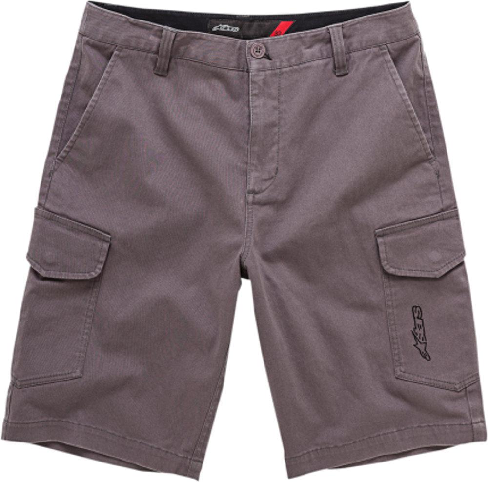 $47.56 Alpinestars Mens Cotton Blend Walk Shorts #260913