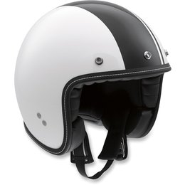 White, Black Agv Mens Rp60 Roy Open Face Helmet 2013 White Black