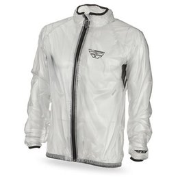 Clear Fly Racing Rain Jacket 2013