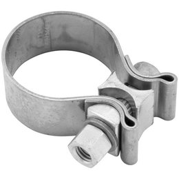 N/a Rush Torca Exhaust Clamp 1-3 4 Inch For Harley Universal