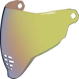 Icon Airflite Helmet Shield Gold