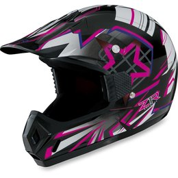 Pink Z1r Womens Roost Launch Helmet 2014