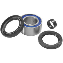 N/a Quadboss Wheel Bearing And Seal Kit Rear For Honda Rancher 420 At 2009-2011