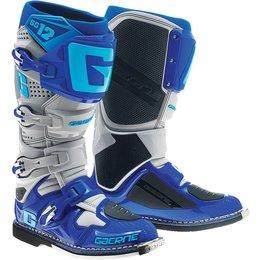 Gaerne Mens SG-12 SG12 Motocross Boots Blue