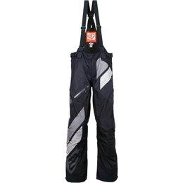 Arctiva Mens Comp RR Shell Bib Snowmobile Pants Black