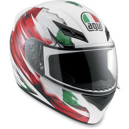 Flag Italy Agv K3 Full Face Helmet