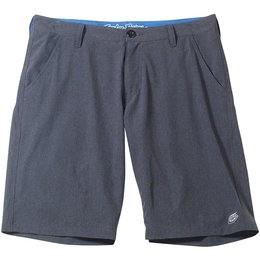 Troy Lee Designs Mens LCQ Crossover Polyester Blend Shorts Grey