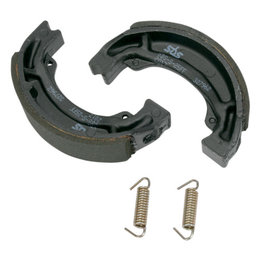 SBS All Weather Brake Shoes With Springs Single Set Only Suzuki 2017 Unpainted