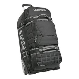 Ogio Rig 9800 Rolling Luggage Wheeled Gear Bag Black