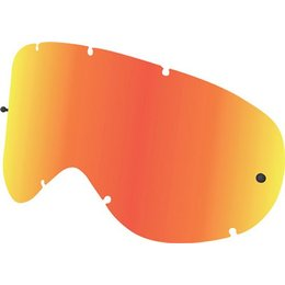 Red Ionized Dragon Alliance Replacement All Weather Lens For X Snow Goggles