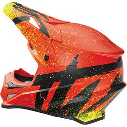Thor Sector Hype Helmet Red
