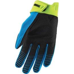 Thor Mens Rebound Gloves Blue