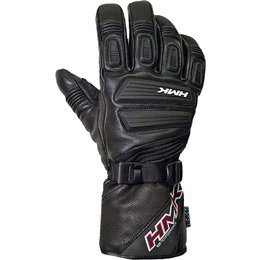 HMK Mens Action 2 Insulated Leather Snowmobile Gloves