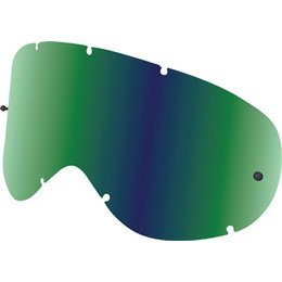 Green Ionized Dragon Alliance Replacement All Weather Lens For X Snow Goggles