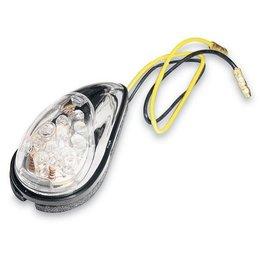 K&S Technologies Marker Lights Ultra Mini LED Flush-Mount Black